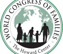 world congress of families badge