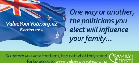 value your vote 2014 large banner authorisation