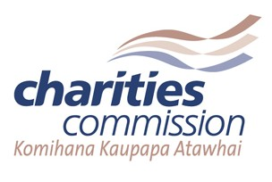 charities commission logo