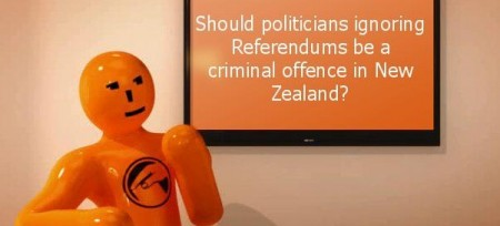referendums being ignored
