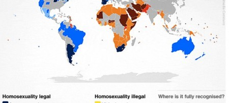 gay marriage world trend
