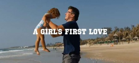 fathers day girl's first love