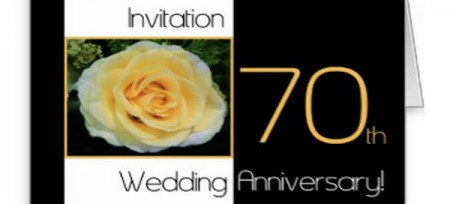 marriage 70th anniversary