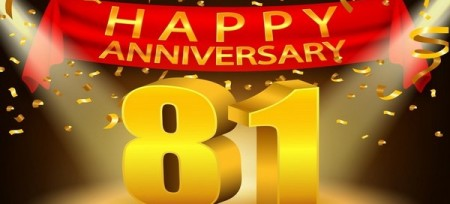 81st anniverary website 2
