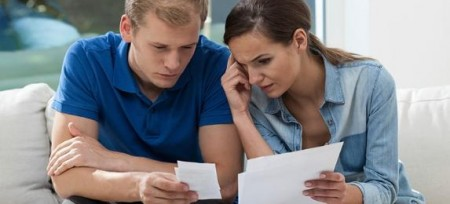married couples finances