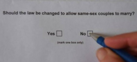 same sex marriage australia plebiscite